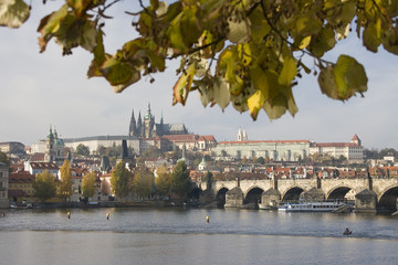 Medieval Castle, Prague - Czech Republic