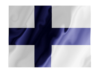 Finland fluttering