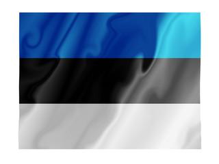 Estonia fluttering
