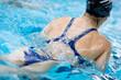 natation jeux olympique nager dos nage athlète course compétitio