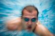 natation jeux olympique nager athlète piscine vitesse rage vainc