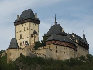 Karlstejn, Castle Near Prague