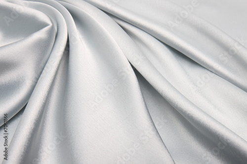 grey satin cloth