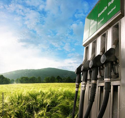 umwelt tanken