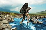 Hike on Kamchatka poster