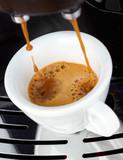 Fototapety Fresh Espresso coffee
