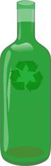 garrafa reciclar