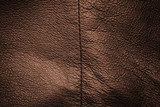 genuine leather texture poster