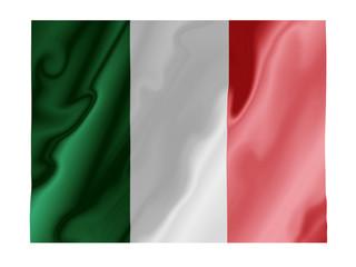 Italy fluttering