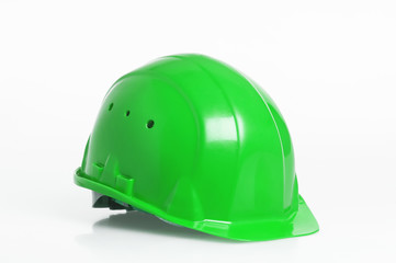 casque vert