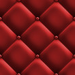 roleta: red upholstery