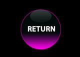 button return poster
