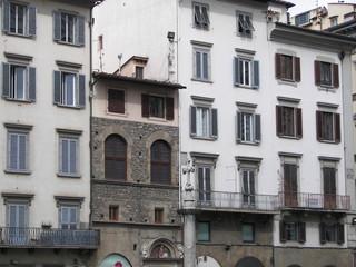 palazzi in piazza del Duomo a FIRENZE