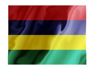 Mauritius fluttering