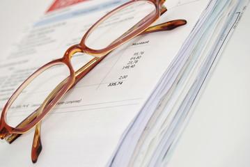 tas de facture