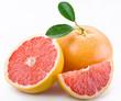 Leinwanddruck Bild - grapefruit