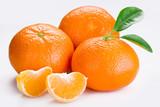 Fototapety mandarine