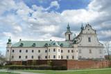 Skalka Sanctuary and Paulinite monastery in Krakow, Poland poster