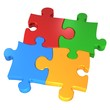 colorful puzzles