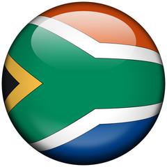 Drapeau Afrique du Sud 3D