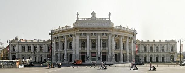 Vienna Burgtheater Panorama