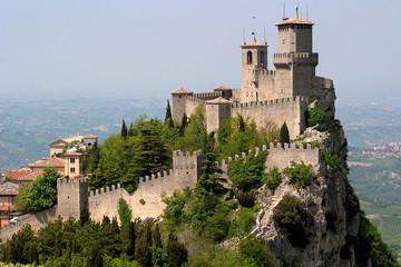Castello della Guaita-San Marino, Włochy