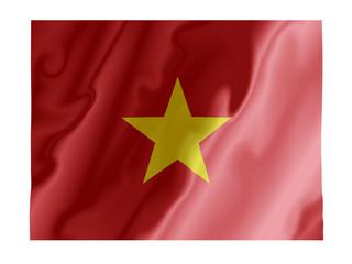 Vietnam fluttering