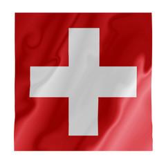 Switzerland fluttering