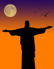 religious monument in Brazil