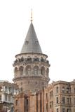 Galata Tower, Istanbul, Turkey poster