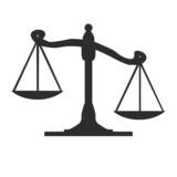 balance de justice poster