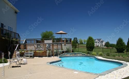 Backyard Pool 1 - 7148423