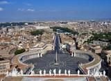 Roma - Piazza San Pietro-
