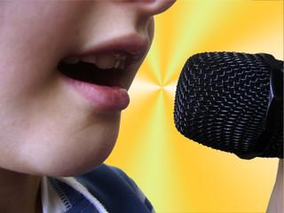 piccola cantante