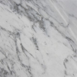 Marble texture, White Carrara variety, close-up