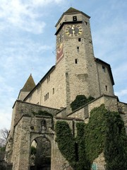 Burg in Rapperswil
