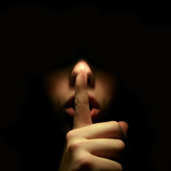 Anonymous imperative silence