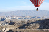 balloon over Turkey