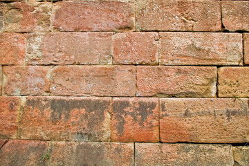 Unique Worn Brick Background