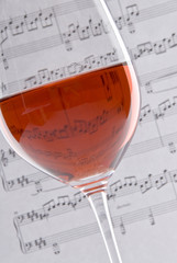 Wine and Sheet Music