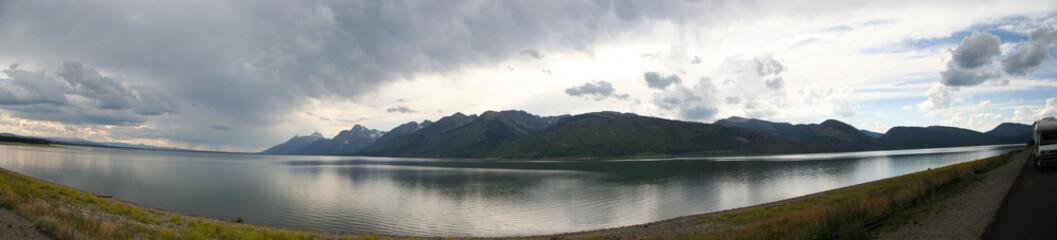 Grand Teton National Park - Panorama du Lac