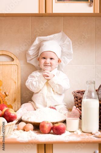 Little baker