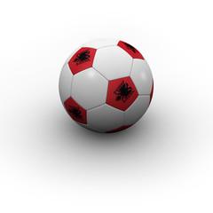 Albanian Soccer Ball