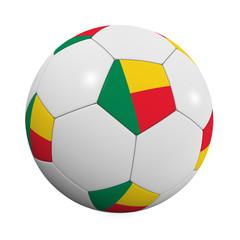 Beninese Soccer Ball