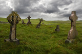 Ancient Celtic gravesite