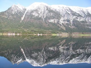 Hallstädter See Alpen