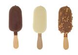 chocolate icecream poster