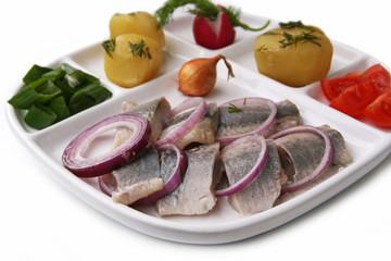 Fisch Matjes