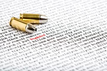 bullets over iraq