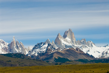 Fitz Roy Mount, Los Glaciares National Park